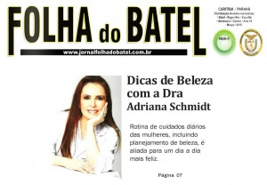 Folha do Batel abril 2015