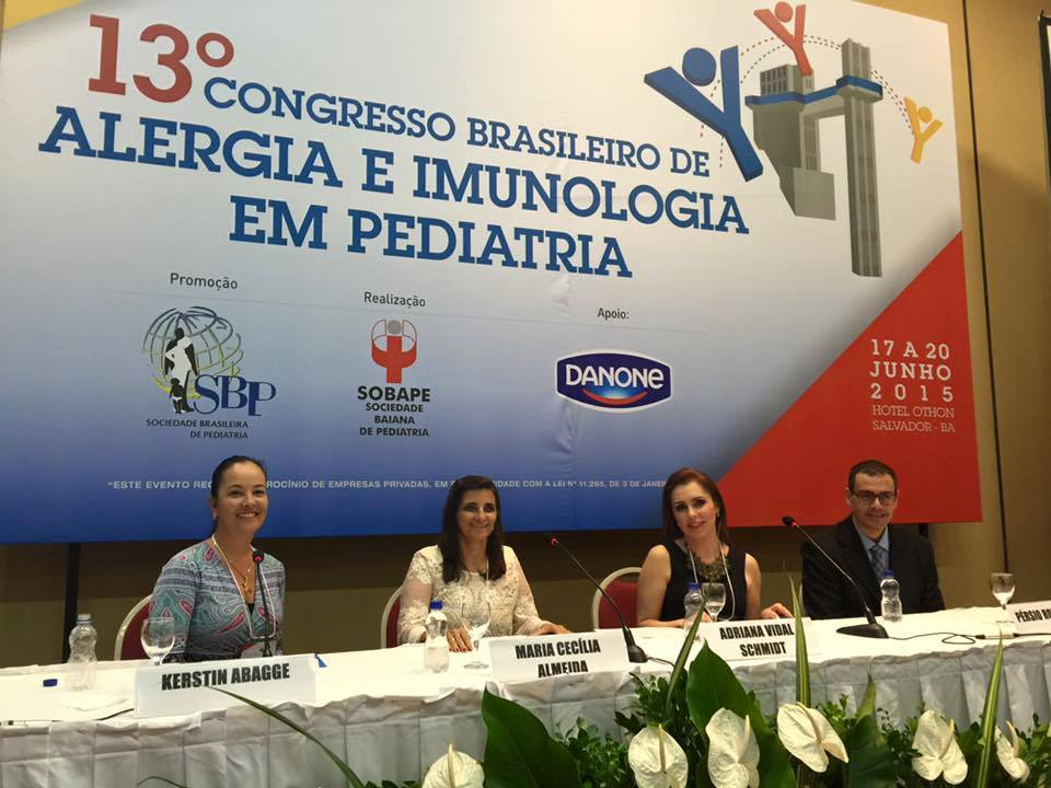 13 Congresso Bras Ped Jun 2015