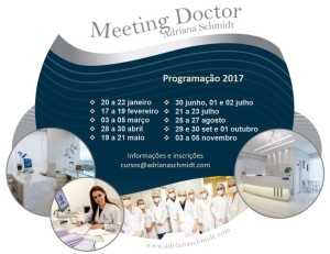 Programacao Meeting Doctor 2017